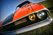 Gordon Dean II - 1970 Dodge Challenger RT Hemi Orange