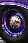 Gordon Dean II - 1970 Dodge Challenger RT Wheel