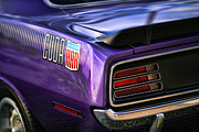 Gordon Dean II - 1970 Plymouth AAR Cuda Plum Crazy Purple