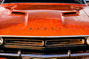 Gordon Dean II - 1971 Dodge Challenger - Orange Mopar...