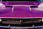 Gordon Dean II - 1971 Dodge Challenger - Purple Mopar...