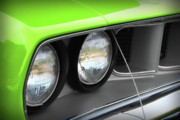 Gordon Dean II - 1971 Plymouth Barracuda Cuda Sublime...