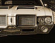 Gordon Dean II - 1972 Olds 442 - Sepia