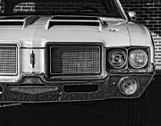 Gordon Dean II - 1972 Olds 442 Black and White