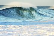 Swell Framed Prints - Beautiful Wave Breaking Framed Print by Vince Cavataio - Printscapes