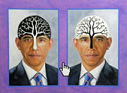 Richard Barone - Obama Trees of Knowledge