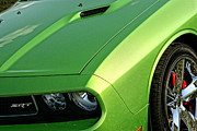 Gordon Dean II - 2011 Dodge Challenger SRT8 - Green with...