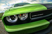 Gordon Dean II - 2011 Dodge Challenger SRT8 Green with...