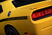 Gordon Dean II - 2012 Dodge Challenger SRT8 392 Yellow...