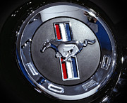 Gordon Dean II - 2012 Ford Mustang Trunk Emblem