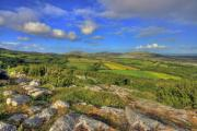 Beautiful Burren Landscape Fine Art Print by John Quinn