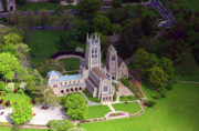 Bryn Athyn Pa 19009 Originals - Bryn Athyn Cathedral 900 Cathedral Road  Bryn Athyn PA 19009 by Duncan Pearson