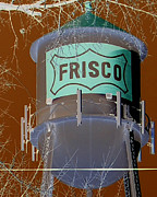 Diana Moya - Old Frisco Water Tower
