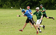Hurling Prints - Hurling Print by MyStarsPhoto
