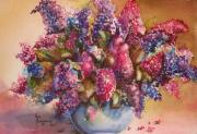 Ann Sokolovich - A Bowl Full of Lilacs