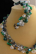 Czech Jewelry - A Touch Of the Irish by Annette Tomek
