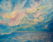 Anne Cameron Cutri - Above the Sun Splashed Clouds