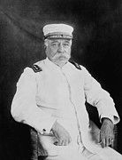Military Mixed Media Acrylic Prints - Admiral George Dewey Acrylic Print by War Is Hell Store