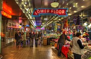 Lawrence Christopher - Afternoon At The Pike Street Market...