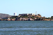 Wingsdomain Art and Photography - Alcatraz Island in San Francisco...