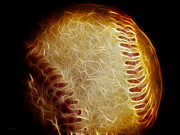 Wingsdomain Art and Photography - All American Pastime - The Fastball