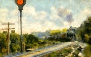 Michelle Calkins - All Clear on the Pere Marquette Railway