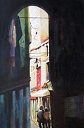 Tim Houghton - Alley in Florence