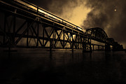 Wingsdomain Art and Photography - Amtrak Midnight Express - 5D18829 -...
