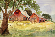 Barry Jones - Appalachian Barns
