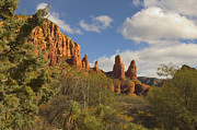 Sedona Art - Arizona Outback 2 by Mike McGlothlen