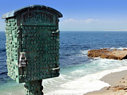 Call Box Posters - Art and the Ocean Poster by Karyn Robinson