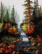Alex Izatt - Autumn River