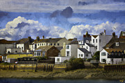 Sussex Digital Art Prints - Back to Shoreham Print by Chris Lord