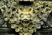 Jerry McElroy - Bali Temple Art