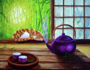 Laura Iverson - Bamboo Morning Tea