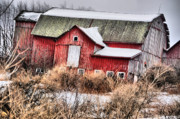 Emily Stauring - Barn for All Seasons