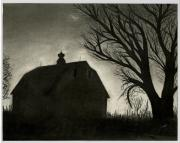 Bryan Baumeister - Barn Sillouette