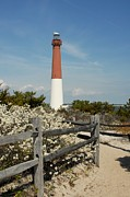 Barnegat Inlet Prints - Barnegat Lighthouse 65 Print by Joyce StJames
