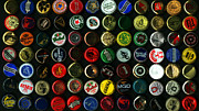 Wingsdomain Art and Photography - Beer Bottle Caps . 9 to 16 Proportion
