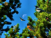 Oriole Originals - Birdyful Tree by Garry Staranchuk
