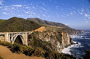 Bixby Bridge Originals - Bixby Bridge by Andre Salvador
