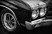 Gordon Dean II - Black 1970 Chevelle SS 396