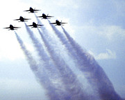 Jerry McElroy - Blue Angels