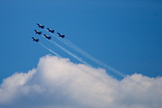 Mark Dodd - Blue Angels Up and Away
