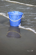 Suzanne Gaff - Blue Beach Bucket