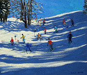 Andrew Macara - Blue shadows