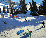 Andrew Macara - Blue Sledge