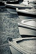 Silvia Ganora - Boats in a row