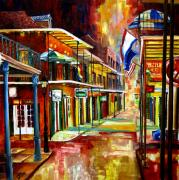 Diane Millsap - Bourbon Street Lights