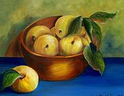 Susan Dehlinger - Bowl of Golden Delicious...